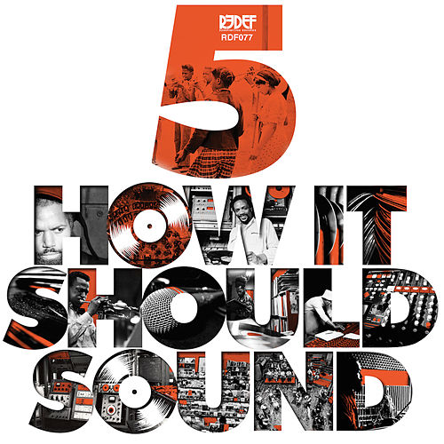 How It Should Sound, Vol. 5 de Damu The Fudgemunk