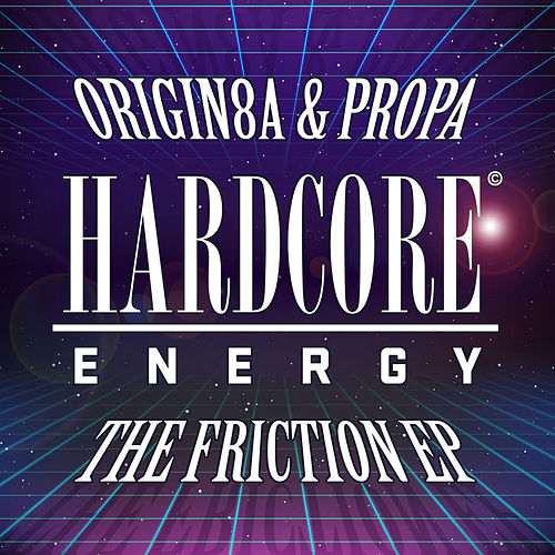 The Friction - Single by Origin8a
