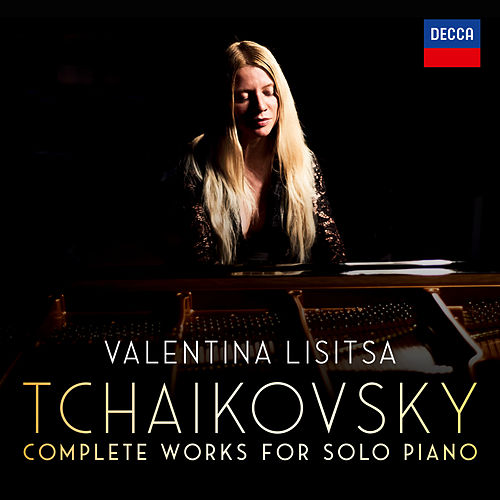 Tchaikovsky: The Complete Solo Piano Works by Valentina Lisitsa