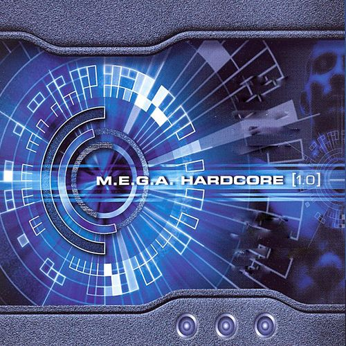 M.E.G.A. Hardcore de Various Artists