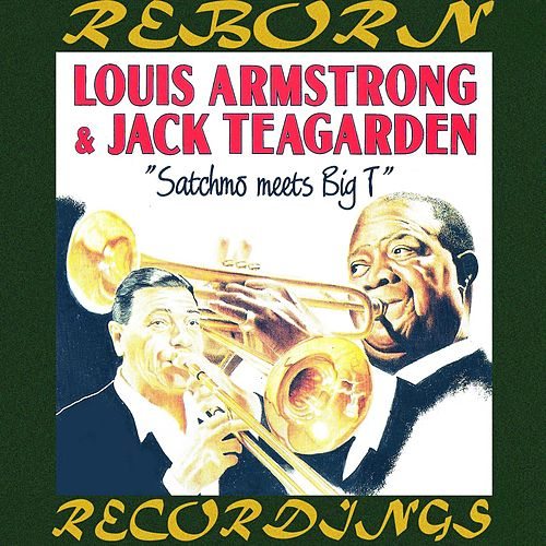 Satchmo Meets Big T (HD Remastered) de Louis Armstrong