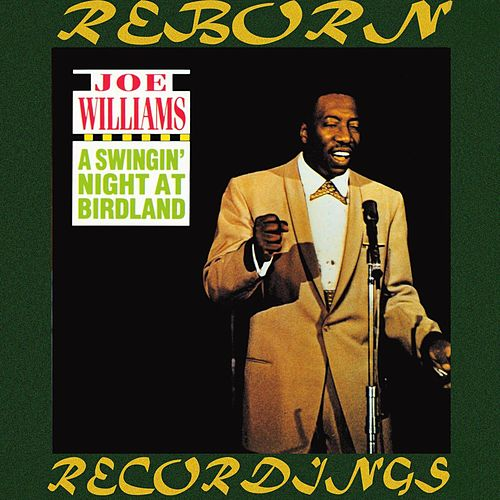A Swingin' Night at Birdland (HD Remastered) de Joe Williams