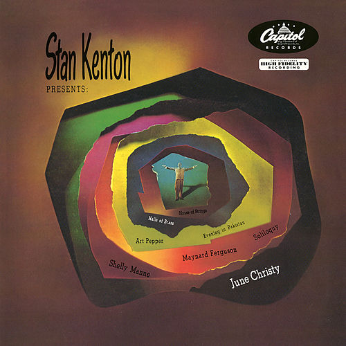 Stan Kenton Presents by Stan Kenton