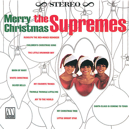 Merry Christmas von The Supremes