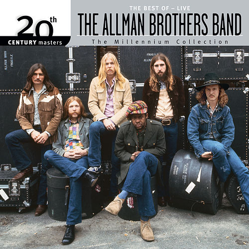 The Best Of The Allman Brothers Band 20th Century Masters The Millennium Collection Vol.2 (Live) by The Allman Brothers Band
