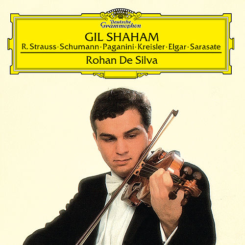 Gil Shaham / Rohan de Silva - Works for Violin and Piano de Gil Shaham