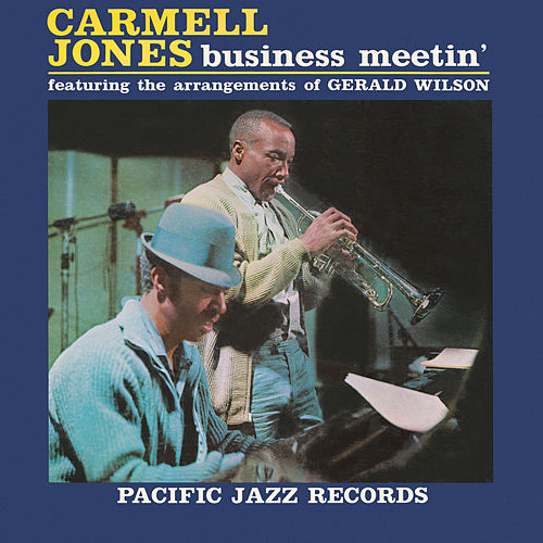 Business Meetin' von Carmell Jones
