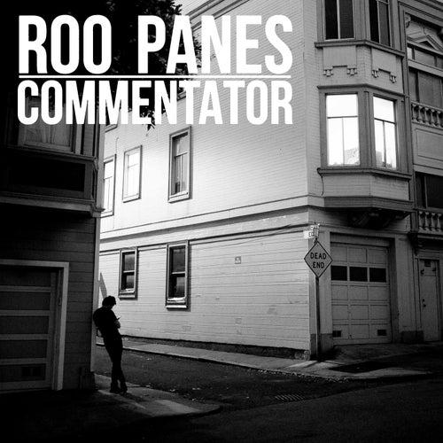 Commentator von Roo Panes