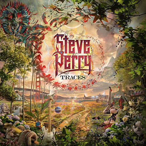 Traces (Deluxe Edition) de Steve Perry