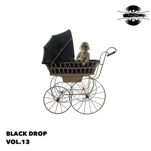 Black Drop Vol.13 de Various Artists