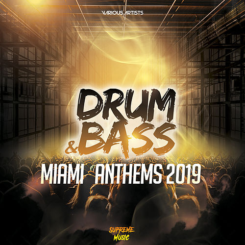 Miami Drum & Bass Anthems 2019 de Various