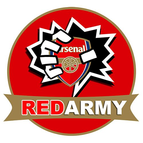 Red Army (Arsenal) by Trevor Jones