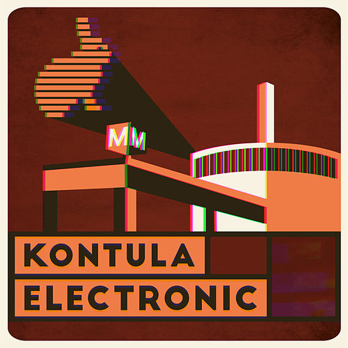 Kontula Electronic Commando by Jimi Tenor