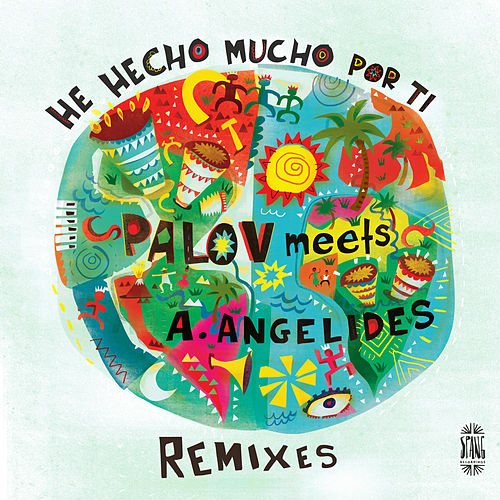 He Hecho Mucho por Ti (Remixes) de Palov