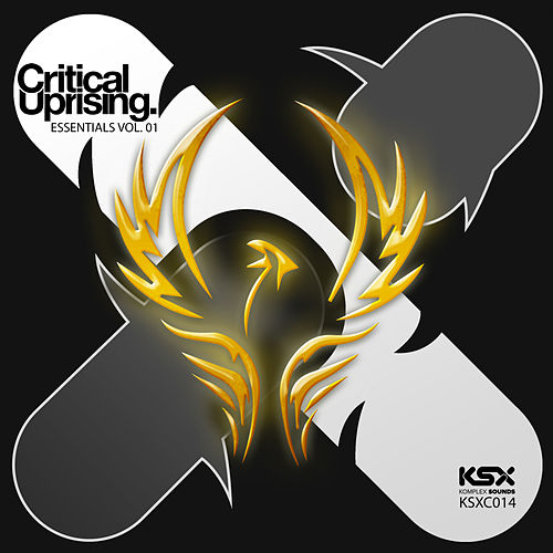 Critical Uprising Essentials, Vol. 01 - EP by Various Artists