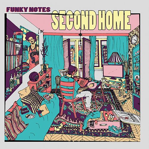 Second Home by Funky Notes