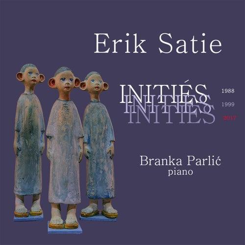 Branka Parlić - Erik Satie Initiés 2017 by Branka Parlić