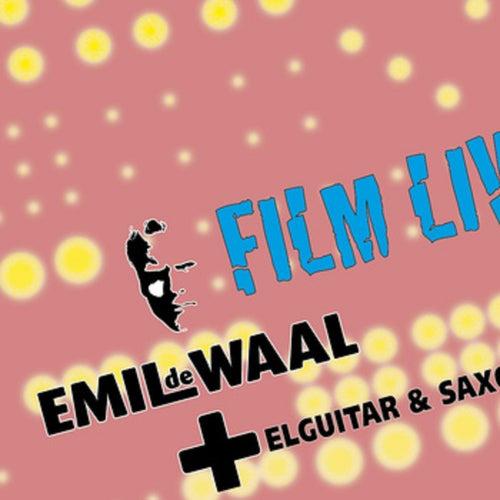 Film Live von Emil de Waal+