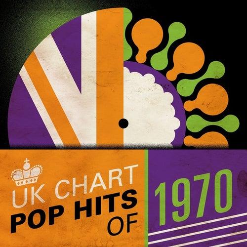 UK Chart Pop Hits of 1970 de Various Artists