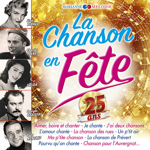 La chanson en fête de Various Artists