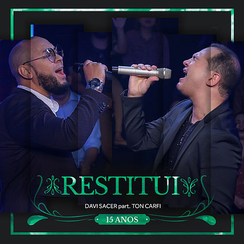 Restitui (ao Vivo) by Davi Sacer