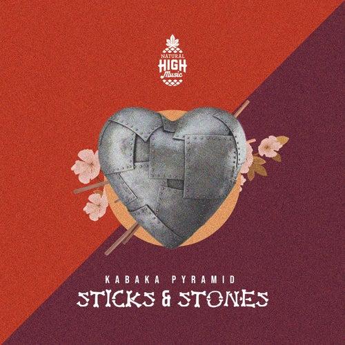 Sticks & Stones (feat. Kabaka Pyramid) de Natural High Music