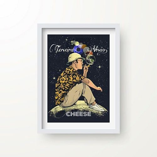 Cheese von Terceira Visão