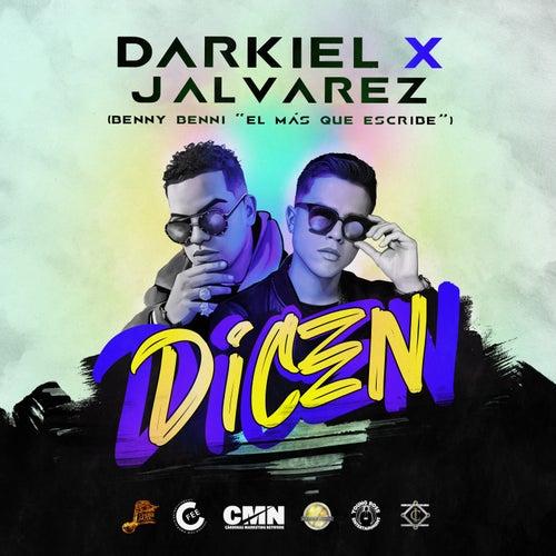 Dicen (feat. J Alvarez) von Darkiel