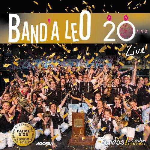 20 Ans, Le Live von Band'a Leo