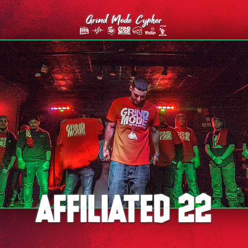 Grind Mode Cypher Affiliated 22 de Lingo