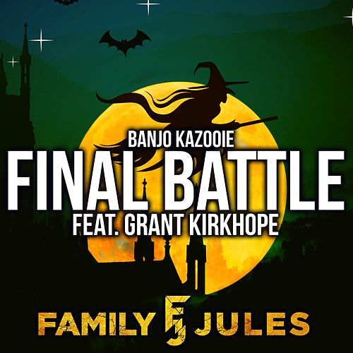 Banjo Kazooie Final Battle de FamilyJules