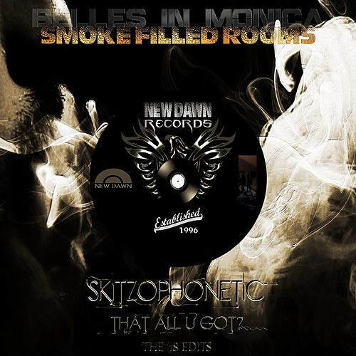 Smoke Filled Rooms / Skitzophonetic (The '18 Edits) by Belles In Monica
