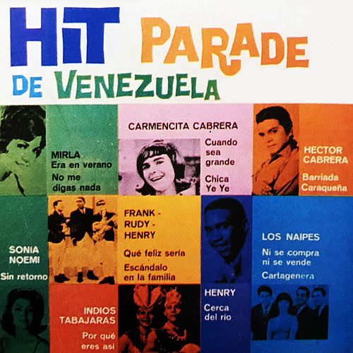 El Hit Parade de Venezuela by Various Artists