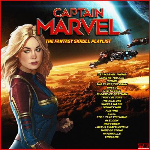 Captain Marvel - The Fantasy Skrull Playlist de Various Artists