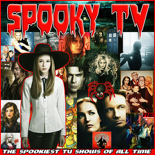Spooky TV - The Spookiest TV Shows of All Time de Various Artists