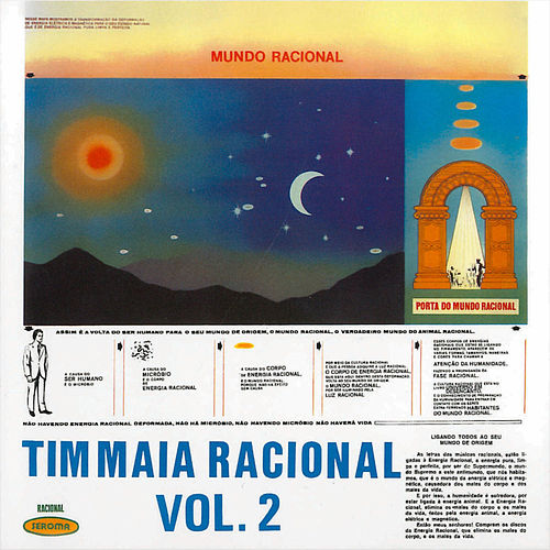 Racional (Vol 2) de Tim Maia