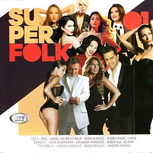 Super Folk Hitovi by Various Artists