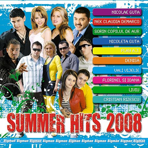 Summer Hits 2008 de Various Artists