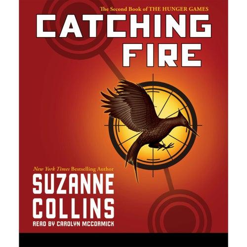 Catching Fire - The Hunger Games, Book 2 (Unabridged) von Suzanne Collins