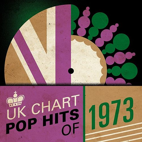 UK Chart Pop Hits of 1973 de Various Artists