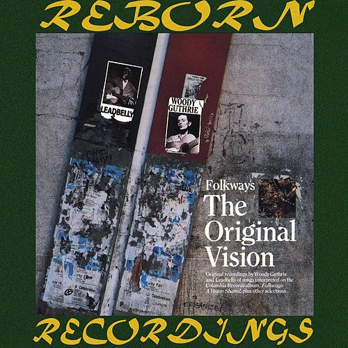 Folkways: The Original Vision (HD Remastered) by Lead Belly