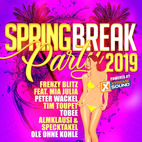 Spring Break Party 2019 Powered by Xtreme Sound von Various Artists