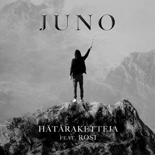 Hätäraketteja von Juno