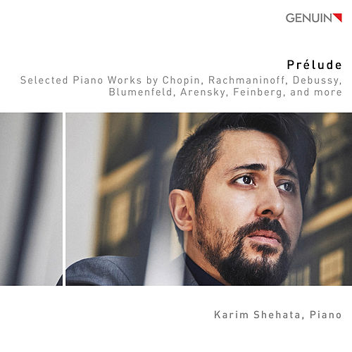 Chopin, Rachmaninoff, Debussy & Others: Piano Works by Karim Shehata
