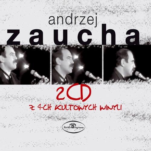 2CD z 4-ch kultowych winyli de Andrzej Zaucha