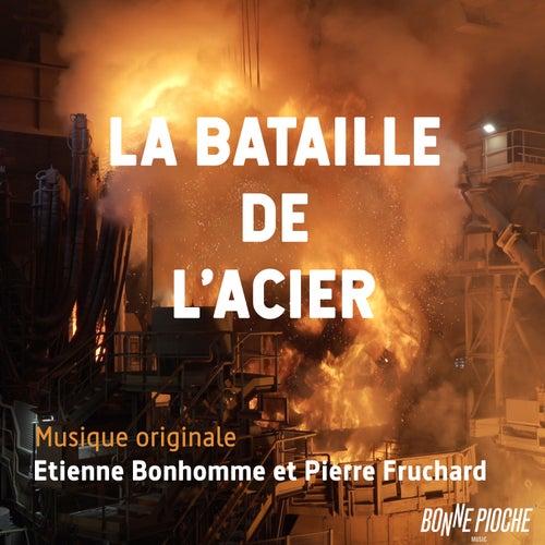 La bataille de l'acier (Bande originale du film) by Etienne Bonhomme