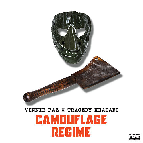 Camouflage Regime von Vinnie Paz