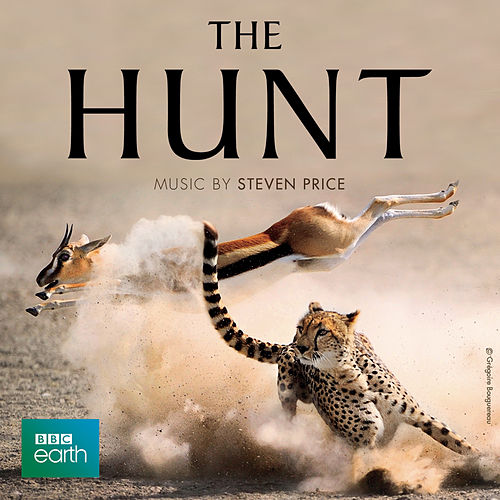 The Hunt de Steven Price