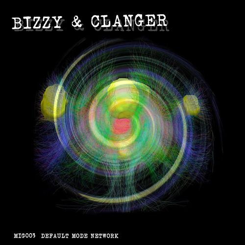 Default Mode Network by Bizzy