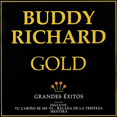Buddy Richard Gold, Grandes Éxitos. (En Vivo) de Buddy Richard